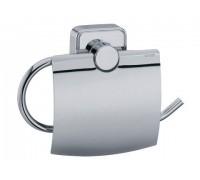 Держатель для туалетной бумаги Keuco SMART с крышкой хром (02360010000)