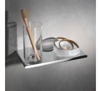 Стакан Keuco Edition 400 с чашей для мелочей (11554019000)