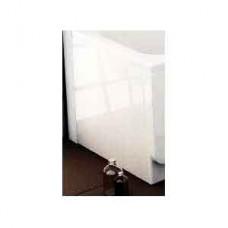 Боковая панель Ravak chrome 75 белая (CZ74130A00)