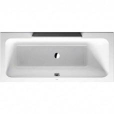 Акриловая ванна Duravit Durastyle 170x75 см с DX белая (700297000000000)