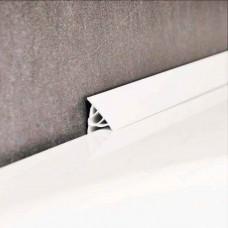 Планка Ravak универсальная декоративная 10/1100 белая (XB451100001)