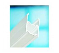 Профиль Ravak Blnps сатин металлический для душ шторки (E778801U1900B)
