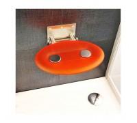 Сиденье Ravak универсальное для душа ovo-p orange (B8F0000005)