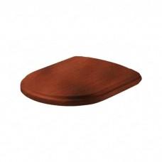Villeroy Boch Hommage сиденье для унитаза орех/латунь для унит с верт смывом (9926 6600)