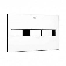 Клавиша смыва Roca PL2 Dual хром (890096001)