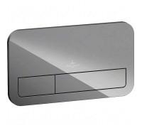Кнопка смыва Villeroy Boch Viconnect (922400RA) серый глянцевый