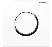 Ручной пневмопривод смыва Geberit Sigma 01 HyTouch для писсуара пневматический хром (116.011.21.5)