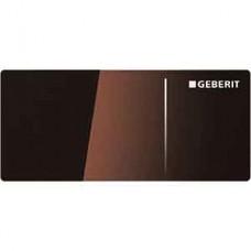 Кнопка смыва Geberit Sigma 70 (115.635.SQ.1) амбер
