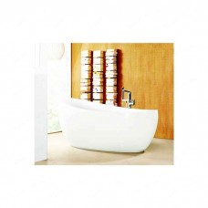 Ванна квариловая Villeroy Boch Aveo new generation св/ст 190x95 со сл-перел бел/хром (UBQ194AVE9W1V-01)
