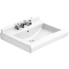 Раковина мебельная Villeroy Boch Hommage 75x58 см белая (7101 75 R1)