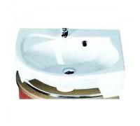 Раковина мебельная Ravak rosa правая белая с отверстиями (XJ2P1100000)