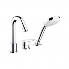 Смеситель для ванны Hansgrohe Logis на 3 отверстия для 13439180 (71313000)