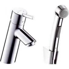 Смеситель для раковины Hansgrohe Talis S 2 с гигиеническим душем (32140000)