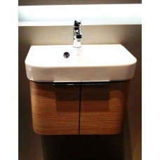 Тумба под раковину Duravit Happy d.2 071050 47 5x35x28h dark brushed oak 72 (H2626807272)